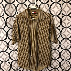 Vintage Tommy Hilfiger Button Down